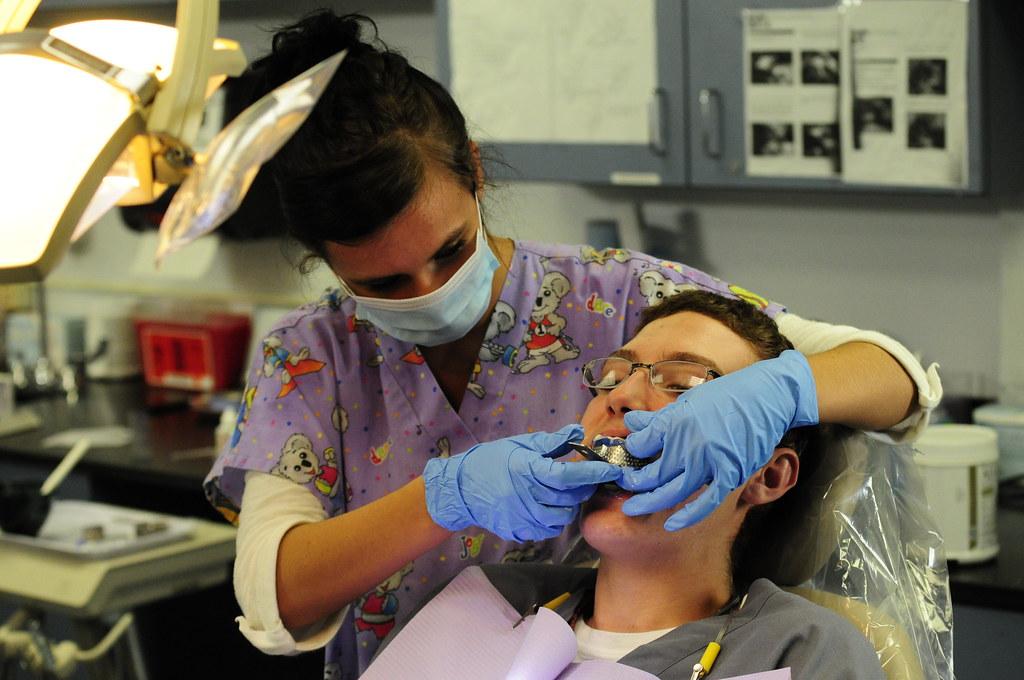 Dental Assisting | Delaware Area Career Center | Flickr