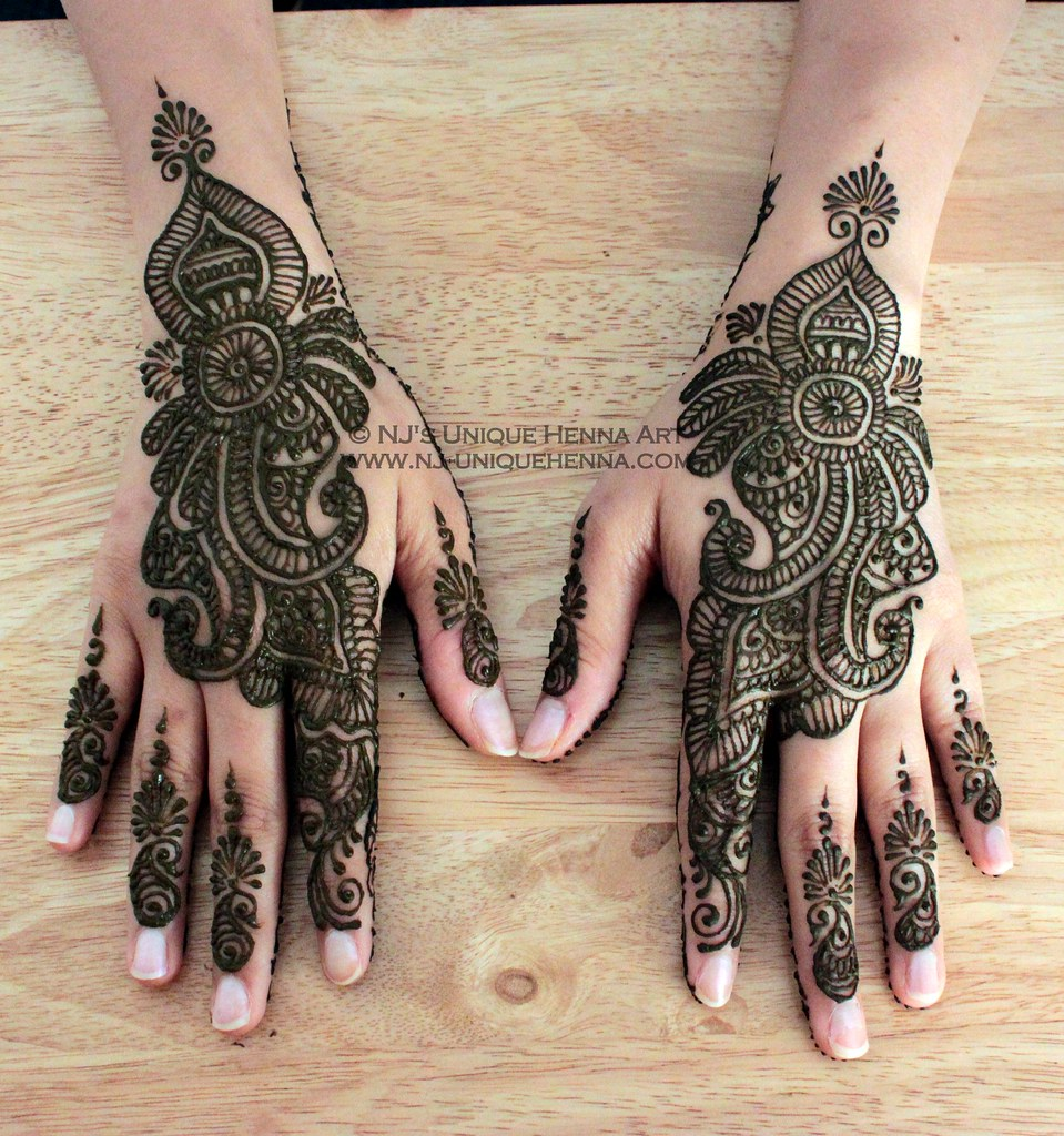 Bridal Mehndi New Jersey : Henna artist in new jersey makedes