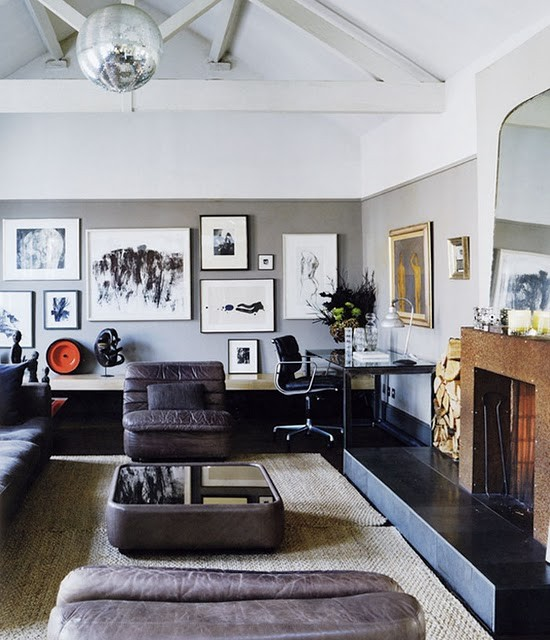 Source Unknown Eclectic Modern With Mid Century Elements