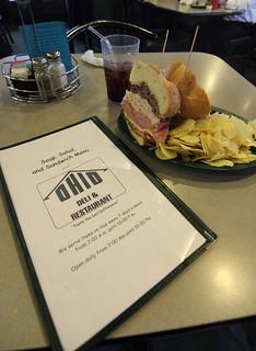 Ohio Deli And Restaurant Menu