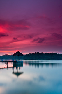 MacRitchie Sunset | by Lin Htet Aung (Living In Color)