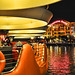 Clarke Quay, currently Singapore's hottest night spot...