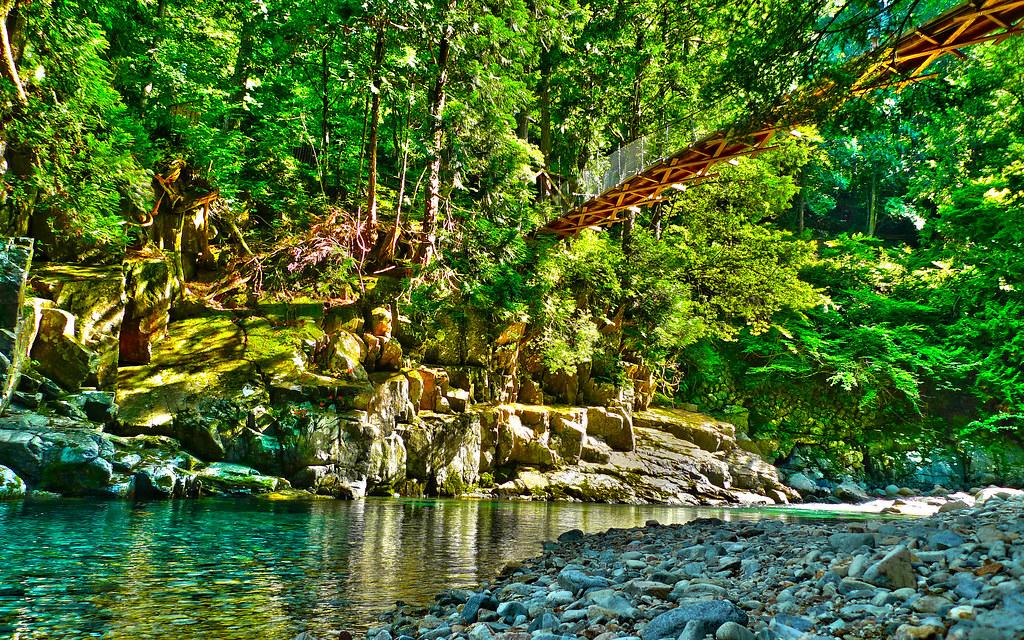 Atera Gorge, Nagano, Japan (HDR Wallpaper)... JTM Photo Of