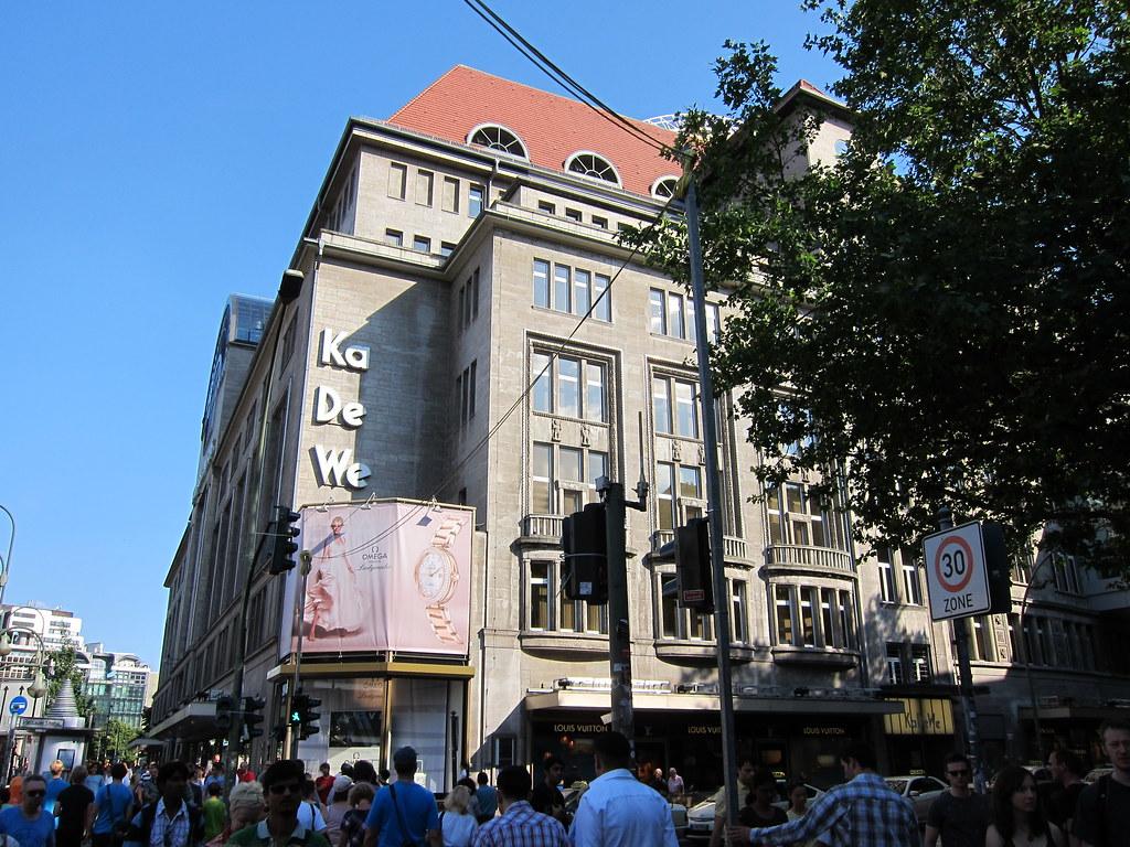kadewe kadewe is a department store in berlin with over 6 flickr. Black Bedroom Furniture Sets. Home Design Ideas