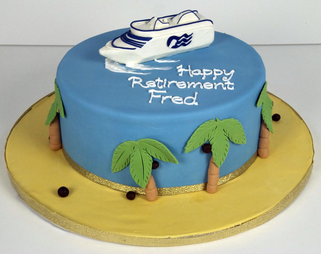 Cruise Ship Cake Toronto A Modelling Chocolate Cruise Ship Flickr - Cruise ship cake