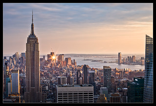 Empire State Building - New York City - NY | by Dominique Palombieri