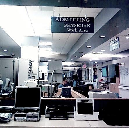 Inova Emergency Room Scribes