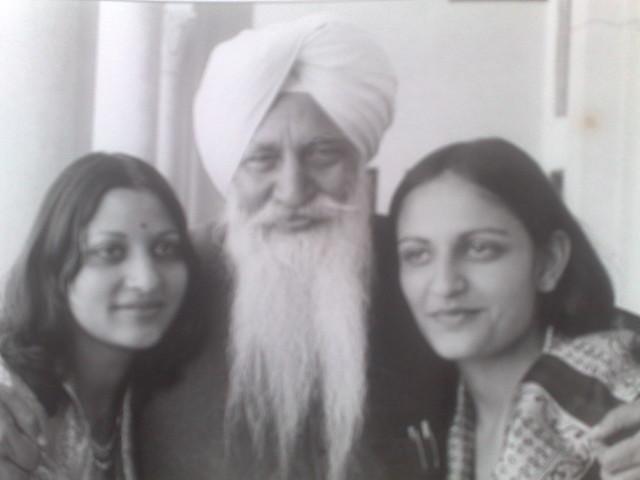 Maharaj Charan Singh ji Family Charan Singh ji Maharaj 88