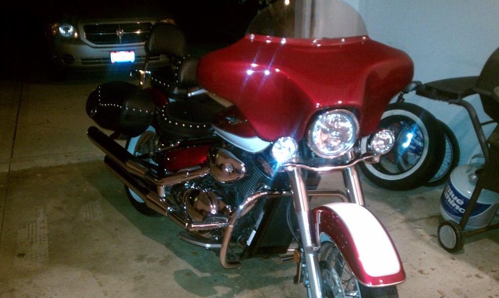 Motorcycle Windshield  Suzuki Gsl