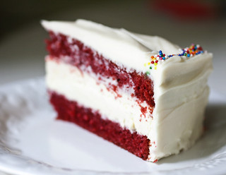 Red Velvet Cheesecake - To Die For. | by Elissa @ 17 and Baking