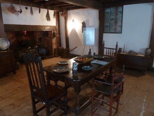A Home That S Modern Inside And Out: Inside The Witch House In Salem Massachusettes (8)
