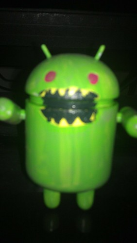 Zombie Android | by Andrew Girdwood
