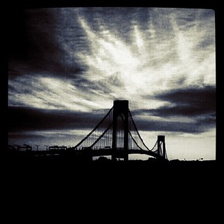 Verrazano Bridge. | by Deante Thomas