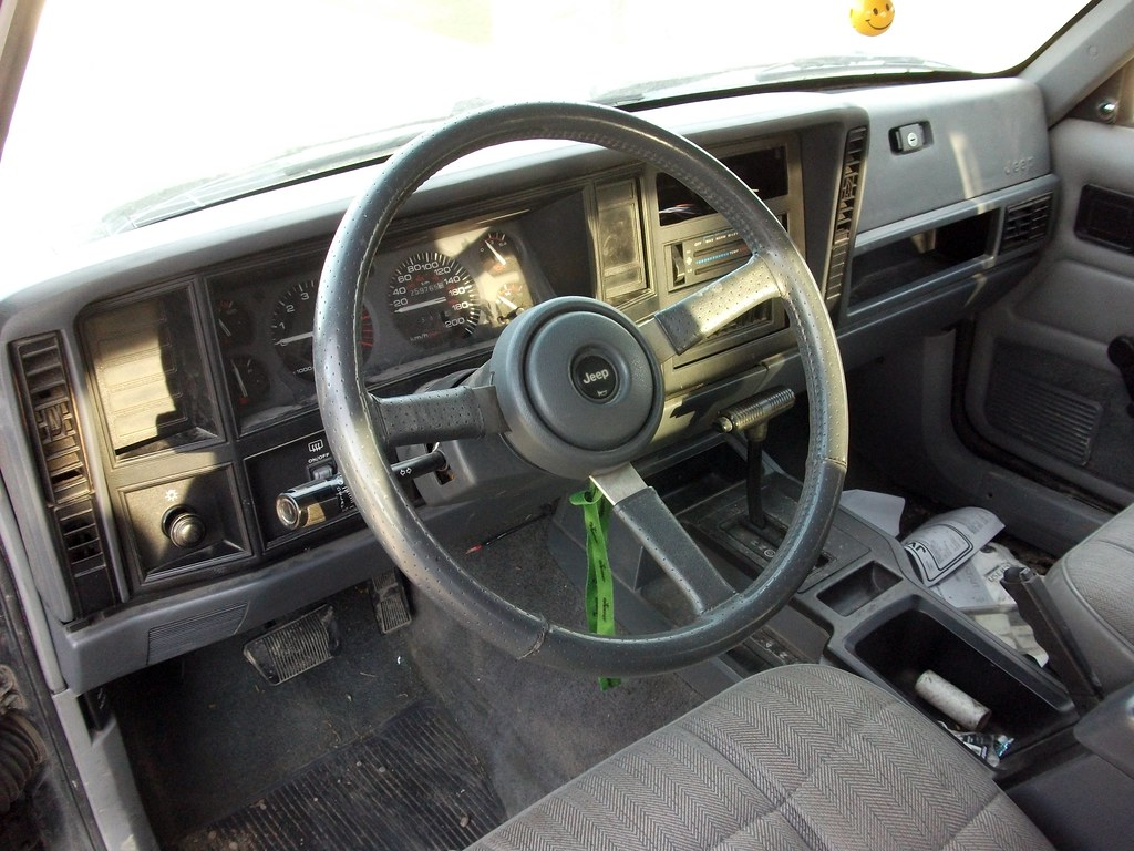 1994 Jeep Cherokee Interior I Used To Have A 1998 Years