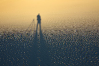 Photographer's Shadow | by Michael Rozman Photography