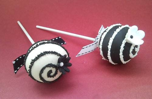 Black & White | by Creative Cakepops