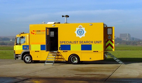 Specialist Search Unit Van | by sussexssu