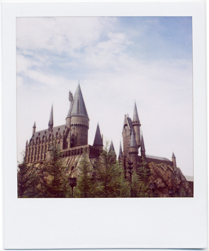 hogwarts | by sx70manipulator