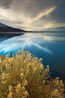 Reflecting Onward - Klondike Lake, Owens River Valley, California | by Jim Patterson Photography