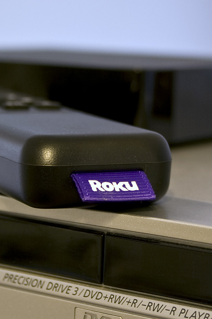 Roku Box: My New Roku Box.