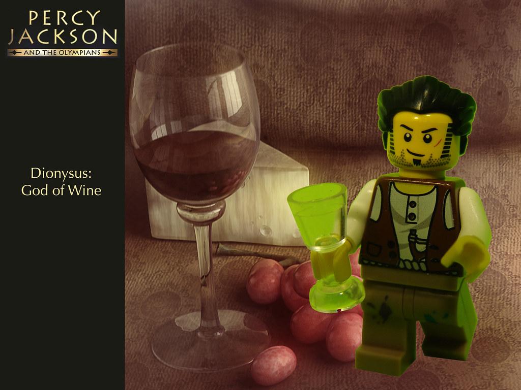 Percy Jackson: Dionysus | Dionysus, the greek god of wine ...