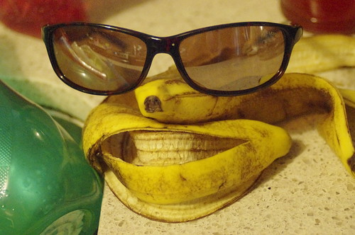 Jack Nicholson Banana Peel 2 | by Monkey Mash Button