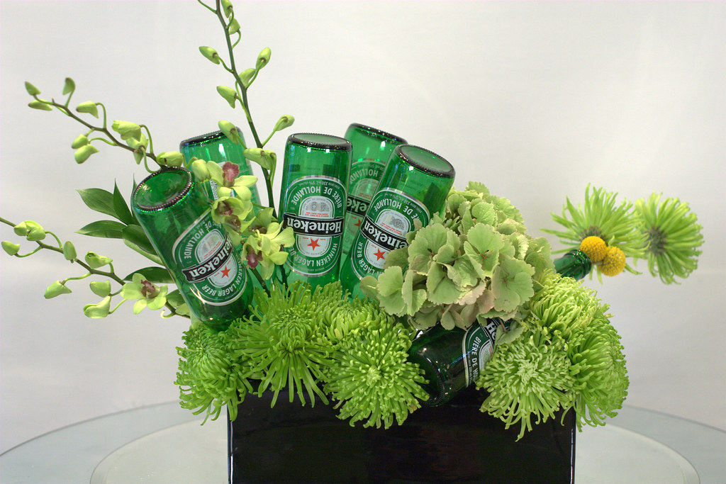Man Bouquet | Blog | Facebook | Twitter Floral arrangement d… | Flickr