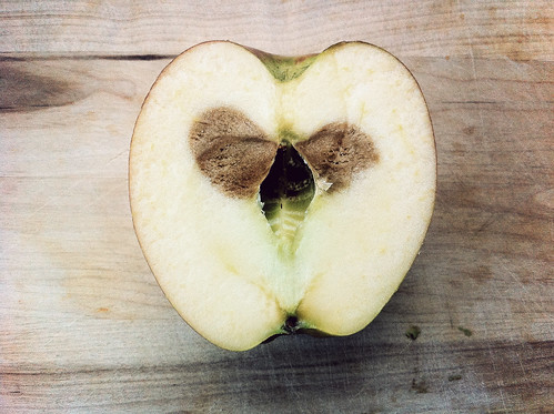 Moth apple | by Dunstan