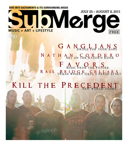 Kill-The-Precedent-S-Submerge-Cover | by submergemag