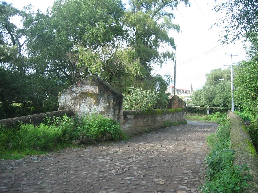 Puente Colorado Camino Real De Tierra Adentro Aculco
