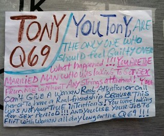 The tale of Tony Q69 | by passiveaggressivenotes