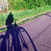 365.117.  Bike Shadow