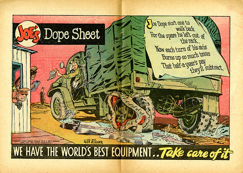 joes dope sheet issue 003 1951 page110page111 title