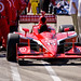 Race Car at Detroit Belle Isle Grand Prix
