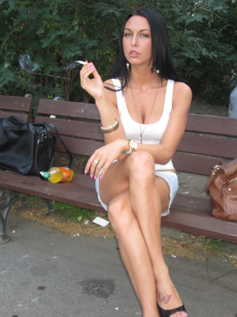 Smoking Tereza 4  Muryru3  Flickr-7278