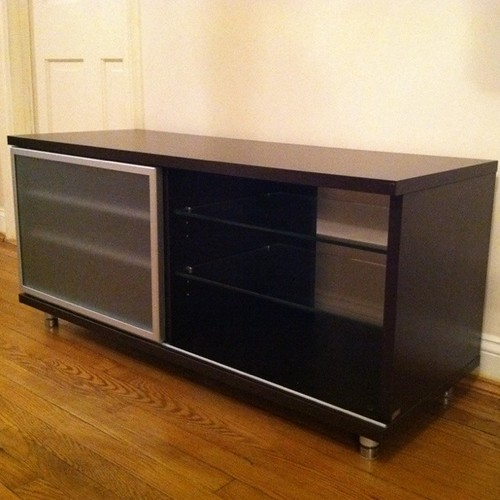 tv stand right angle tv stand measurements 47 length x flickr. Black Bedroom Furniture Sets. Home Design Ideas