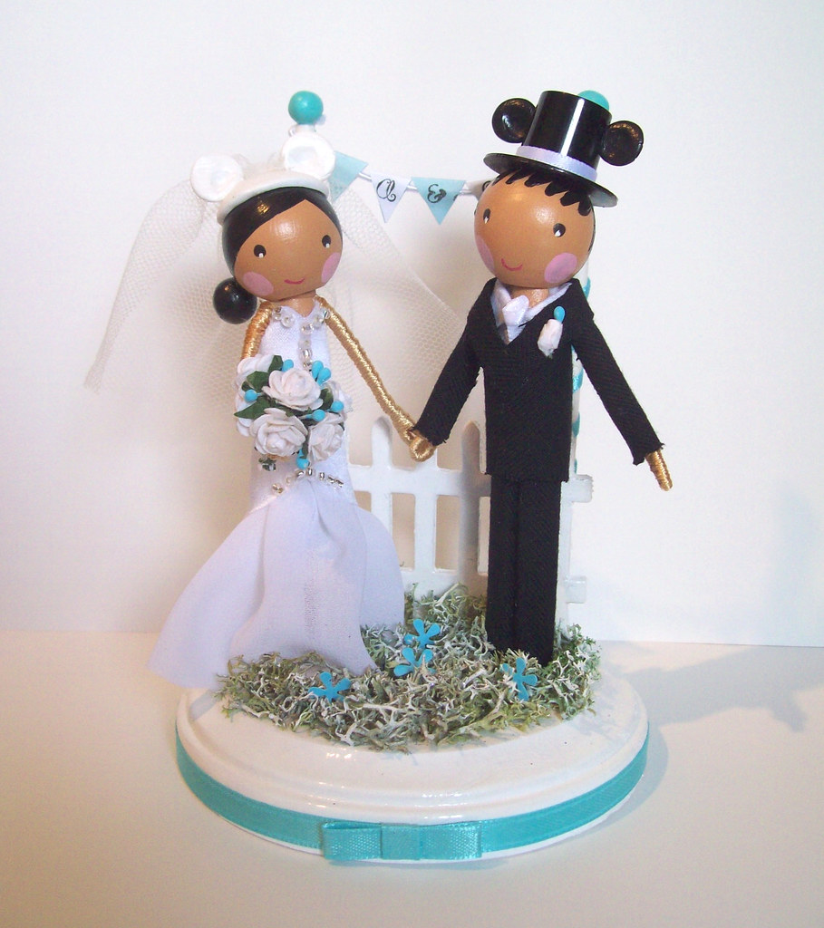disney world wedding cake toppers disney winter wedding cake topper this was done for a 13601