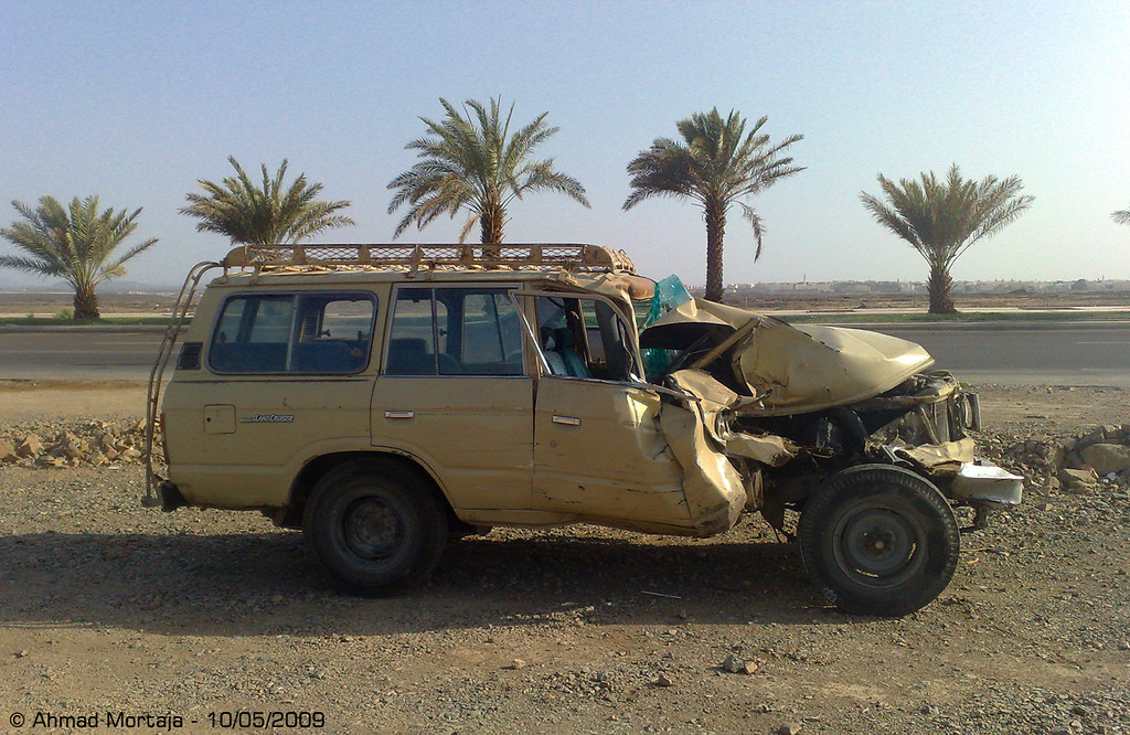 Toyota Land Cruiser 60 Hj60v From The Way Of The Crash