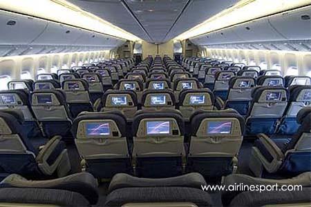 Air Canada Boeing 777 300 77w Seats Air Canada Boeing