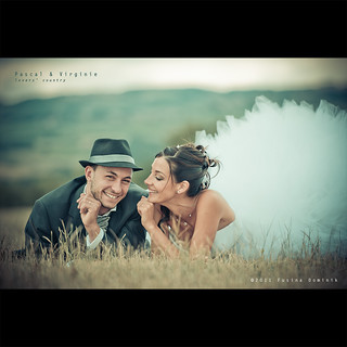 Pascal & Virginie | Lovers' country {explored} | by dominikfoto
