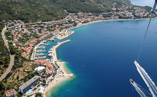 Podgora from the air - 2011 #1 - 18 | by Vinko Sunde