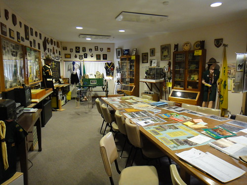Museum Room | by Tasmanian Scout Heritage Centre