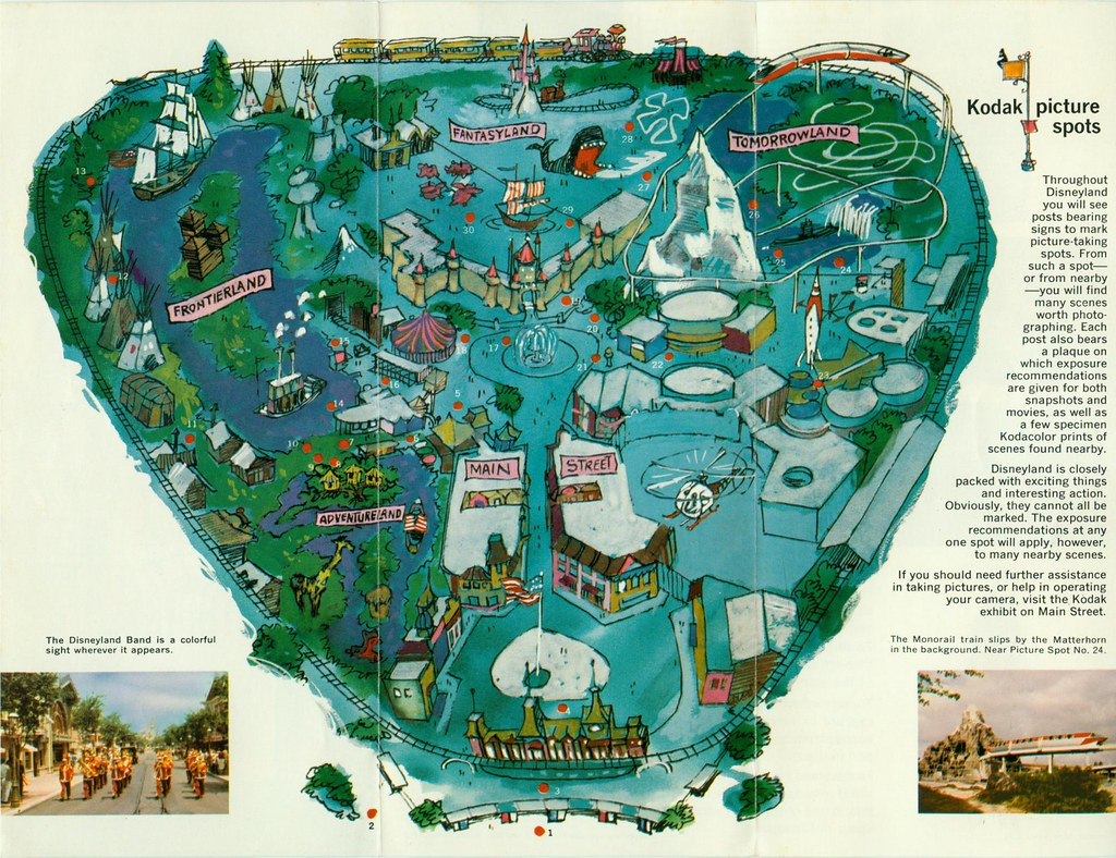 disneyland 1963 anaheim ca 169 disney image source a