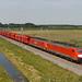 DBS 189 049 + 189 039 (DT+AK) Beladen Erts - Haaften - 20110711