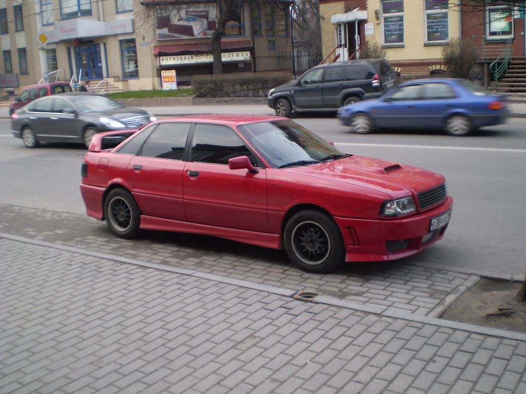 Audi 80 Tuning Igor Shinkarenko Flickr