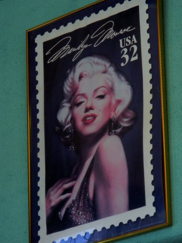 Marilyn Monroe Poster Stamp | by ~Pawsitive~Candie_N