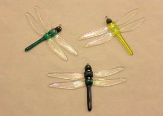 Dragonflys | by Northern Art Glass