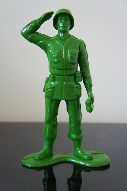 Toy Story Quot Green Army Man Quot Flickr Photo Sharing