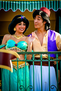 Aladdin and Jasmine | by abelle2