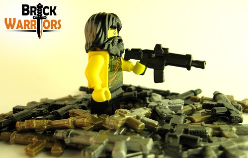 BrickWarriors Adaptive Warrior Rifle (AWR) | by BrickWarriors - Ryan